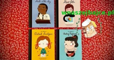 Seria książek Mali WIELCY – wspaniałe biografie dla najmłodszych czytelników #2 – Wydawnictwo SMARTBOOKS