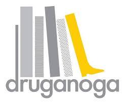 Znalezione obrazy dla zapytania: druganoga logo