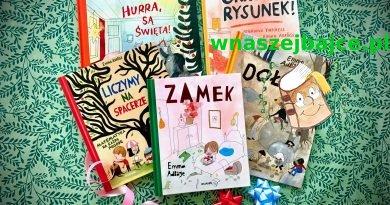 """""""Zamek"""" – Wydawnictwo ZAKAMARKI"""