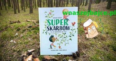 Wielka księga super skarbów – Wydawnictwo MAMANIA