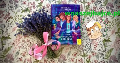 Zagadka purpurowej orchidei – Wydawnictwo WILGA