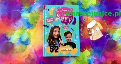 Zaczarowany Świat Sary. 52 challenge – Wydawnictwo SQN