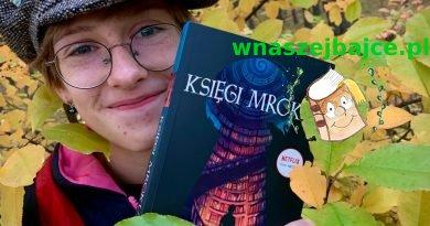 Księgi Mroku – wciągająca od pierwszych stron powieść pełna magii, grozy i zaskakujących zwrotów akcji! Wydawnictwo BABARYBA