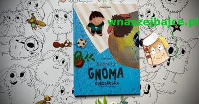 Kłopoty gnoma kurzorobka – Wydawnictwo DZIWIMISIE
